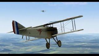 getlinkyoutube.com-Let's Play Rise of Flight! - Career Mode - Spad 7 180  - Part 1