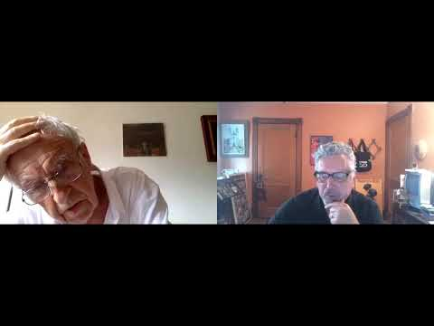 """Pianist, Vibraphonist, Composer, Conductor and Jazz Educator Karl Berger discusses the founding of the Woodstock Creative Music Studio and """"Music Mind"""" in this July 2020 interview with Grammy Award winning producer Tom Bellino."""