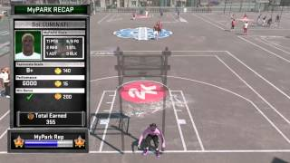 getlinkyoutube.com-NBA 2k15 7ft3 Point Guard Part 9 -  Get your Rep up fast