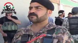 getlinkyoutube.com-درعا - مقتل الجرذ اسامة اسلوط  قائد كتيبة صياد الاسود بطلقة أسدية