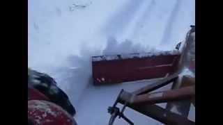 getlinkyoutube.com-Valmet 565 plowing snow