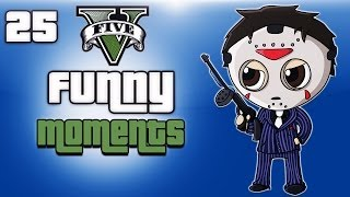 getlinkyoutube.com-GTA 5 Online Funny Moments Ep. 25 (Valentine's Day Massacre DLC)