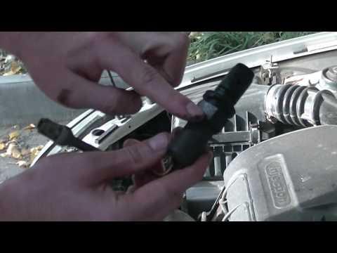 Замена датчика скорости на ЗАЗ Sens