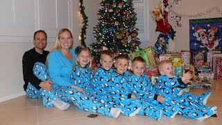 24 Hours With 5 Kids On Christmas Day width=
