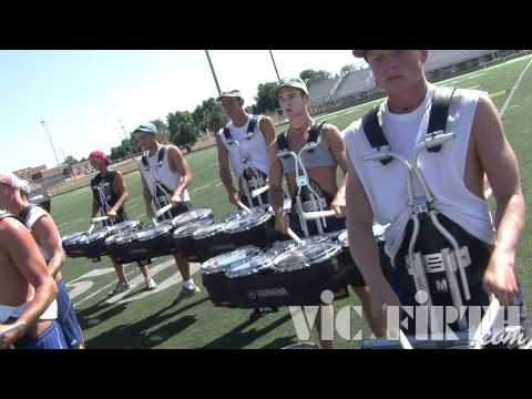 DCI 2011: Carolina Crown  / Recording Session 1