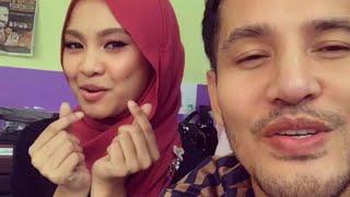 Datuk Aliff Syukri nyanyi lagu Abang Nak Tegur dengan Nabila Razali