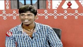 getlinkyoutube.com-Singers Performing Telangana Folk Songs - Teenmaar Dhoom Dam 19th Jan 2014 - Part 2