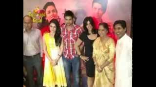 getlinkyoutube.com-Ekta Kapoor Launches new Serial on Colors 'Meri Aashiqui Tum Se Hi' 1
