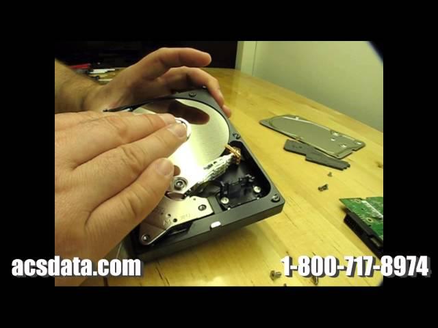 Sửa ổ cứng Và Phục hồi dữ liệu trên đĩa cứng 500GB