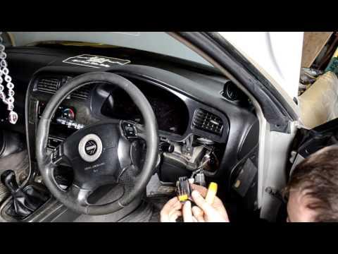 Subaru B4 проблемы с охлаждением ДВС ДимАСС