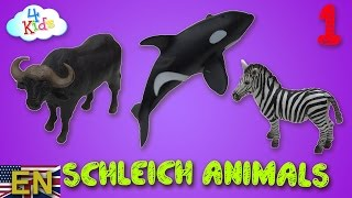 getlinkyoutube.com-Schleichtiere, Wildlife Animals, Farm Animals - only Animal Sounds (english) 1