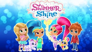 getlinkyoutube.com-Shimmer and Shine Compilation Song Episodes