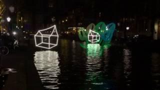 getlinkyoutube.com-Amsterdam Light Festival 2016 - 2017