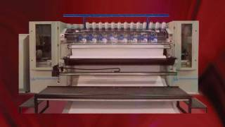 getlinkyoutube.com-Gribetz V16 Mattress Quilter
