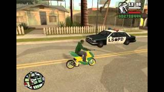 getlinkyoutube.com-GTA San Andreas Aerox MHR TEAM Sound + DOWNLOAD