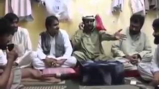getlinkyoutube.com-Pathan say to arbi man i listening to imran khan PTI funny video
