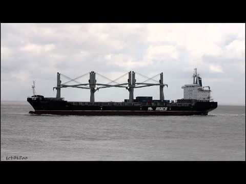 Click to view video BRIGHT SKY - IMO 9465435 - Germany - Elbe - Cuxhaven