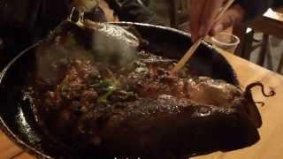 getlinkyoutube.com-ปลาดุกยักษ์ย่าง big Catfish griled