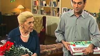 getlinkyoutube.com-Μαμά και γιος (2002) 23ο Επ. [Κούκος Μονός Σε Διπλό Ταμπλό]