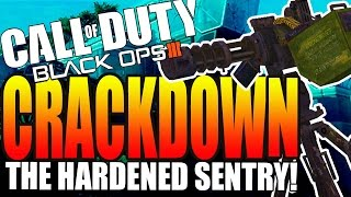 Call Of Duty: Black Ops 3 - Crackdown On Combine w/The Hardened Sentry! Epic BO3 Rare Supply Drop!