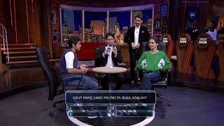 Seru!! Chemistry El & Dul Diadu Di Tonight Show