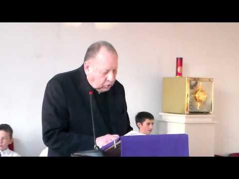 Duhovna obnova (2. travnja 2014.) - mons. Milivoj Balobanić