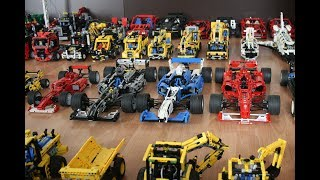 getlinkyoutube.com-Lego Technic Collection