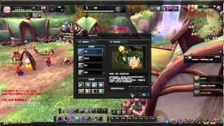 getlinkyoutube.com-Aura Kingdom (Fantasy frontier) Necromancer y Customs