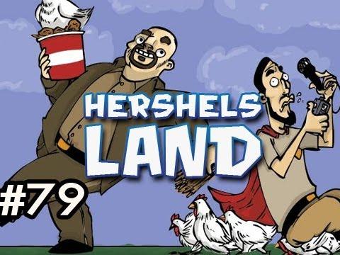 Minecraft: Hershels Land w/Nova & Dan Ep.79 - REVENGE A DISH BEST SERVED WITH COW