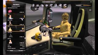 getlinkyoutube.com-[ETS2]Euro Truck Simulator 2 SiSL's Mega Pack feat Star Wars DLC v 1.3.1