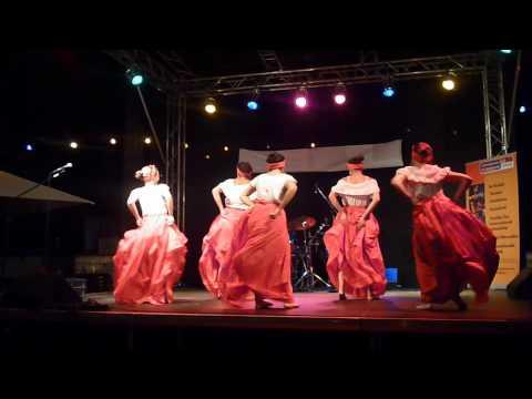 Caderona Ecuatoriana -Fest der Kulturen 2012