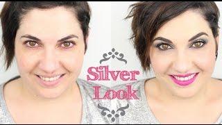 getlinkyoutube.com-Silver Look (tutorial de maquillaje)   facilisimo.com