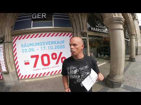 Consequências da Pandemia: Lojas centenárias fechando na Alemanha
