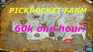 getlinkyoutube.com-WoW 6.2.2: 60k Gold In 1 Hour!(Decahedral Dwarven Dice)Pickpocket gold farming,Gold Farming Guide