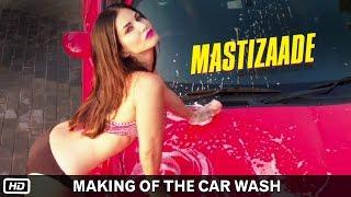 getlinkyoutube.com-Mastizaade Car Wash | Sunny Leone, Tusshar Kapoor and Vir Das