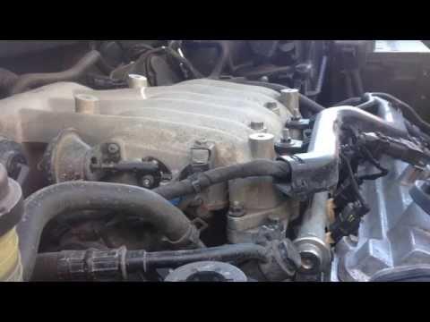 G6EA после переборки Hyundai Santa Fe CM V6 2.7