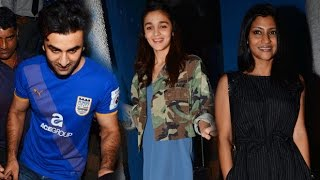 getlinkyoutube.com-Konkona Sen Birthday Party 2016 Full Video HD | Ranbir Kapoor, Alia Bhatt, Karan Johar
