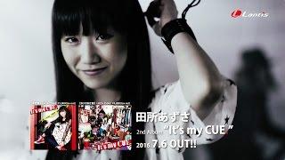 getlinkyoutube.com-田所あずさ / 2ndAlbum「It's my CUE.」 - Music Video Short Size