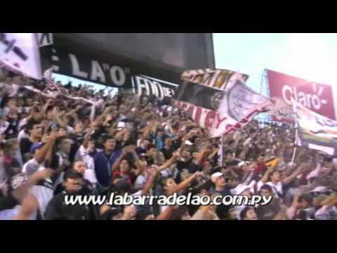 Che Cerrista Sos Cagon de Club Olimpia Letra y Video