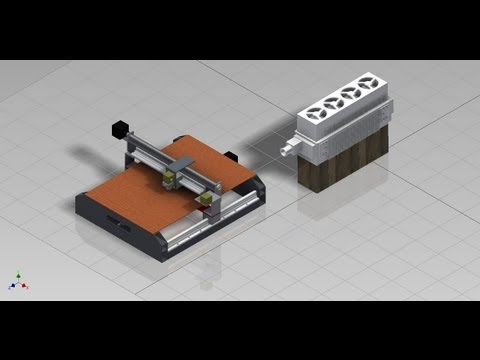Maquina cortadora laser CNC