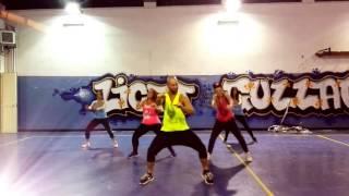 LA CUMBIA DEL CUCU |Andrea Stella Dance Fitness 2016