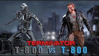 getlinkyoutube.com-TERMINATOR - T800 vs T800 (stop motion)