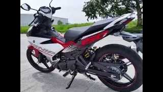 getlinkyoutube.com-2015 Yamaha Sniper 150 MXi Walkaround