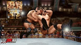 WWE Legends Of Wrestlemania - ALL FINISHERS Animations! (PS3)