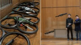 getlinkyoutube.com-Japan Drone Championship