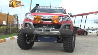 getlinkyoutube.com-Ignition : Spotlight on the monstrous 'Isuzu Momo' pickup truck