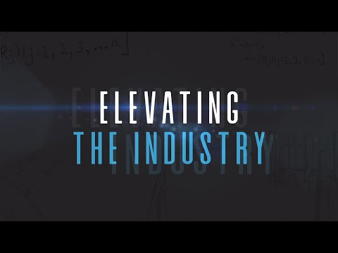 YouTube Video Preview Image for ELEVATING THE INDUSTRY