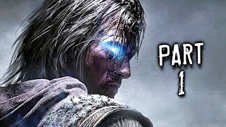 getlinkyoutube.com-Middle Earth Shadow of Mordor Walkthrough Gameplay Part 1 - Prologue (PS4)