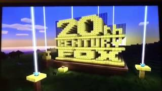 getlinkyoutube.com-20th Century Fox Minecraft!
