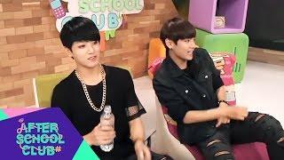 getlinkyoutube.com-After School Club - Behind-Scnese of BTS special(방탄소년단 스패셜 비하인드 신)